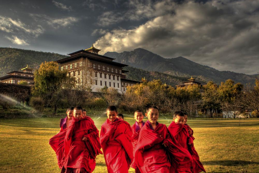 Kelionė į Nepalą ir Butaną (egzotinės kelionės) 01