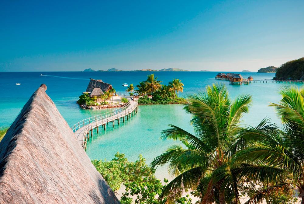 Kelionė į Fidži salą (egzotinės kelionės) 1