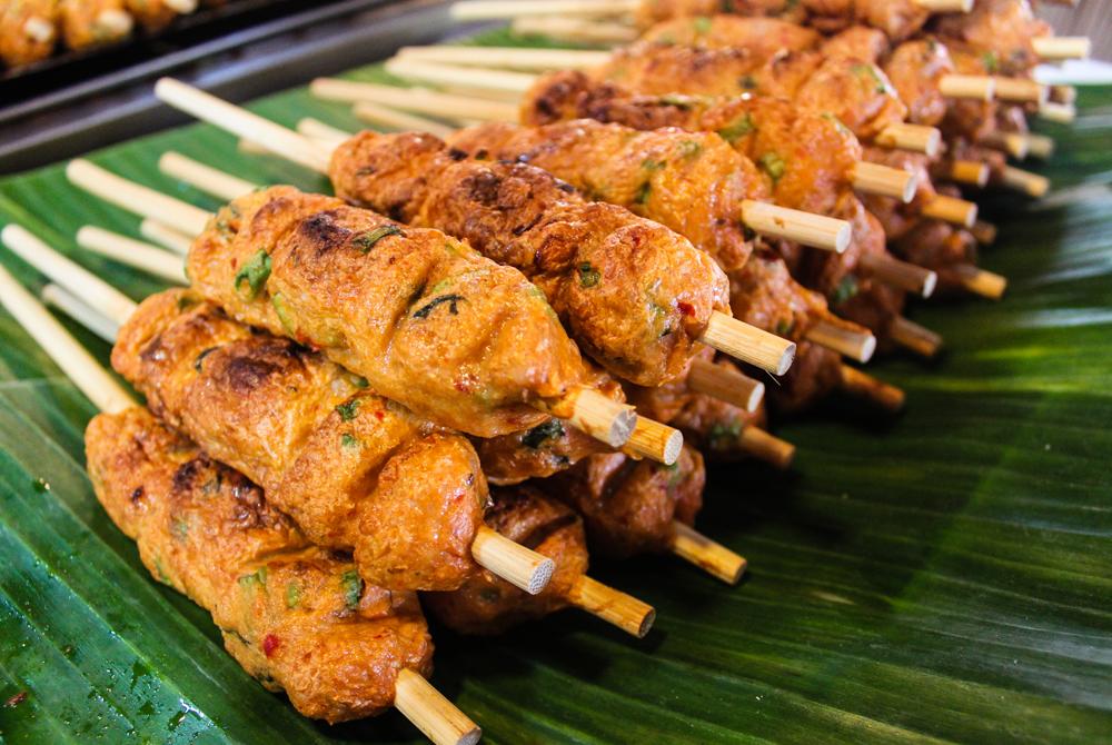 Kelionė į Tailandą (egzotinės kelionės) Thai-street-food-1-of-11
