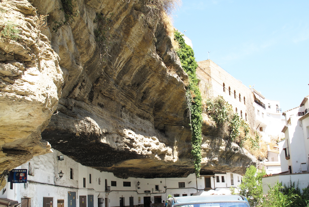 Calle Cuevas del Sol.