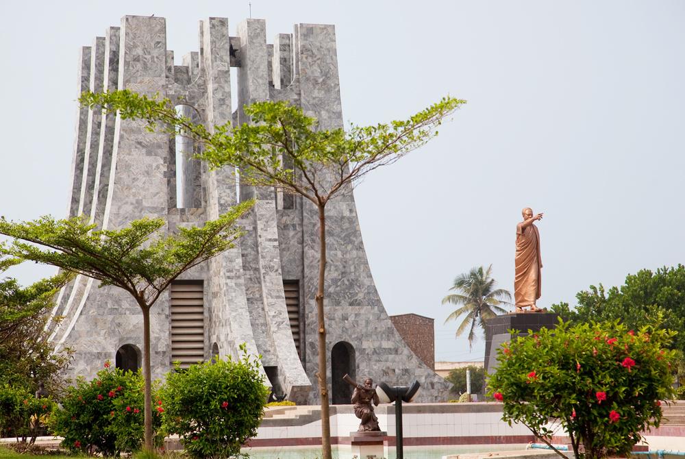 Accra, Denkmal