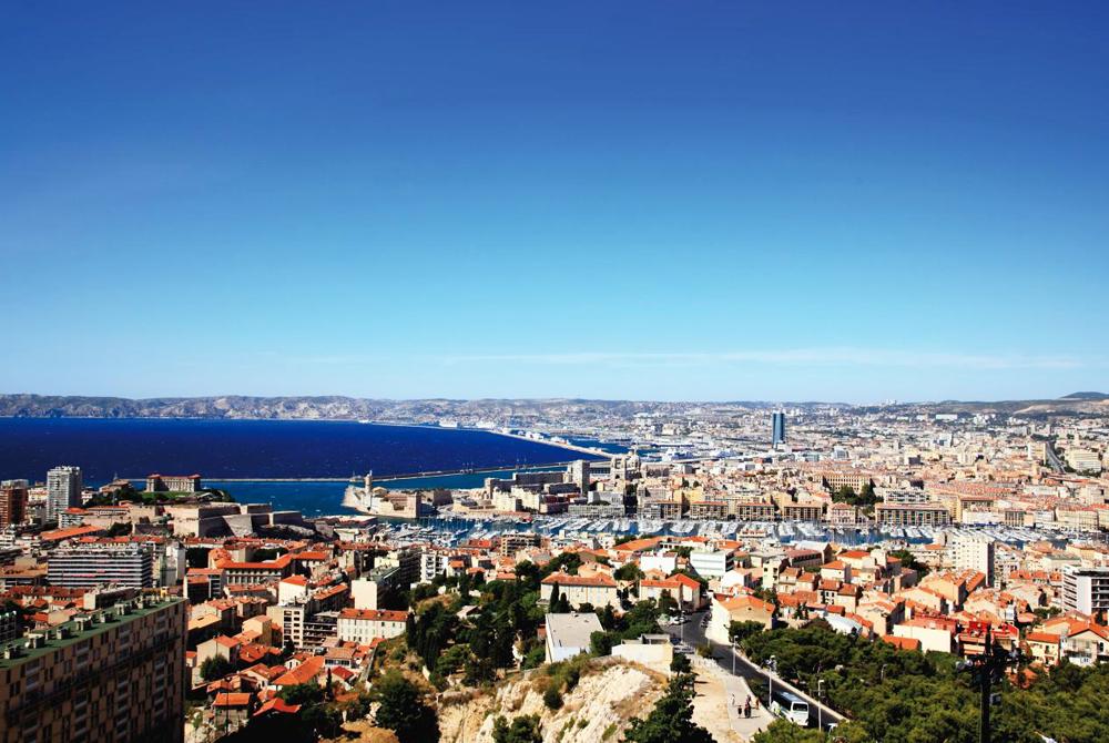 logic immo P1 Dossier rŽgion  Marseille